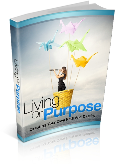 Living On Purpose: Creating Your Own Path And Destiny