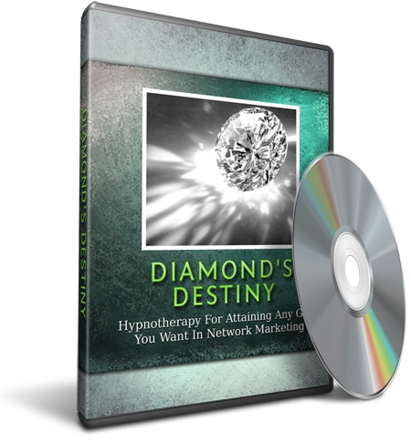 Diamond's Destiny: Hypnotherapy For Attaining Any Goal You Want ... (Audio)