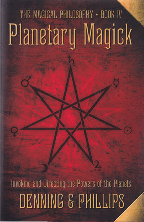 Planetary Magick by Denning & Phillips