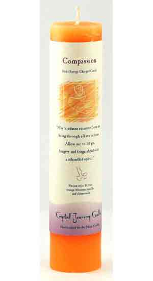 Compassion Reiki Charged pillar