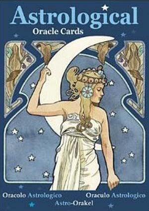 Astrological Oracle deck