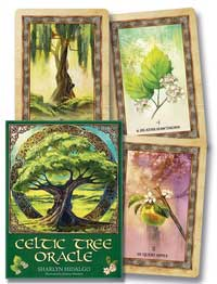 Celtic Tree Oracle by Sharlyn Hidalgo