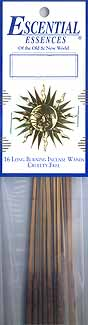 Palo Santo essential essences incense sticks 16 pack