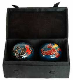 Dragon & Phoenix health balls
