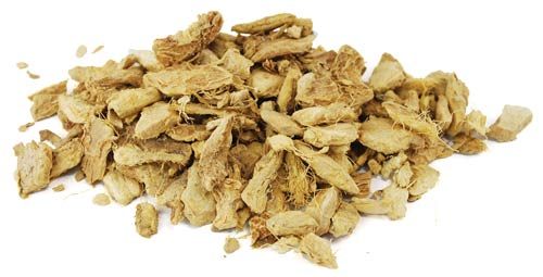 Ginger Root cut 2oz