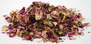 Rose Petals pink 2 oz (Rosa gallica)