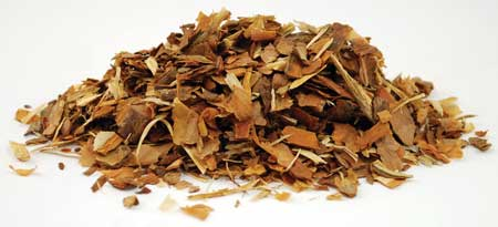 White Pine Bark cut 2oz