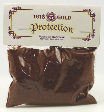 1 oz Protection powder incense
