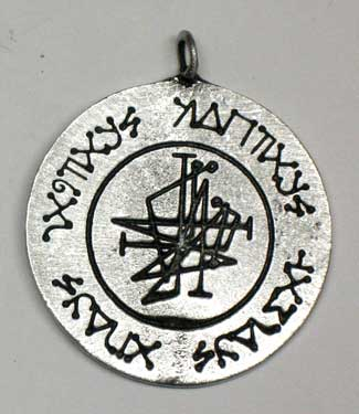 Arch Angel amulet