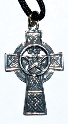 Celtic Cross Pentagram