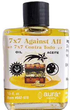 7x7 Against All oil 4 drams