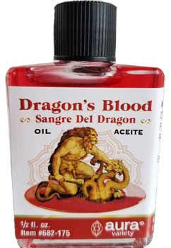 Dragons Blood 4 drams