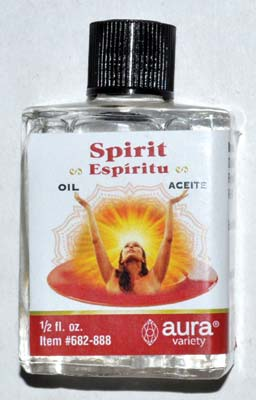 Spirit oil 4 dram