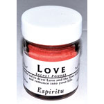 3/4 oz Love sachet powder