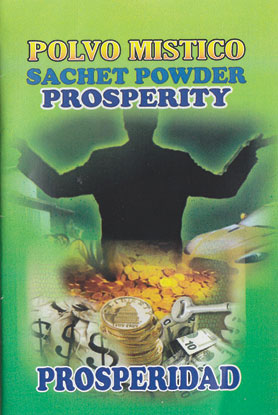1/2 oz Prosperity sachet powder