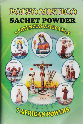 1/2 oz Seven African Powers sachet powder
