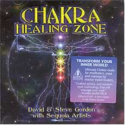 CD: Chakra Healing Zone by Gordon & Gordon