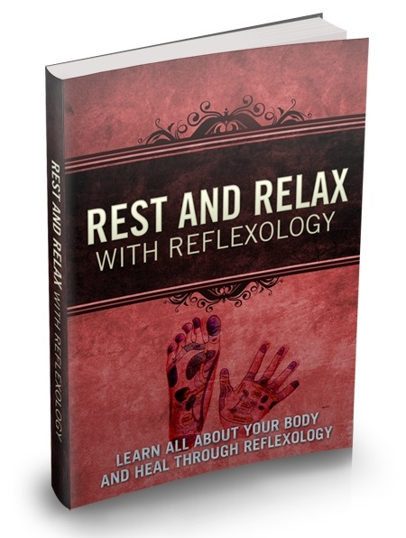 Rest & Relax With Reflexology